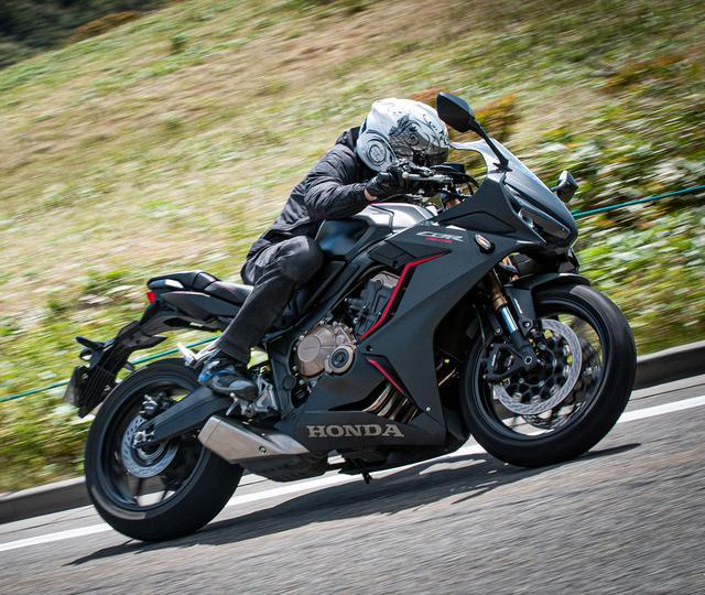 画像: バイクに何を求めるか? でホンダ『CBR650R』の価値は大きく変わる!