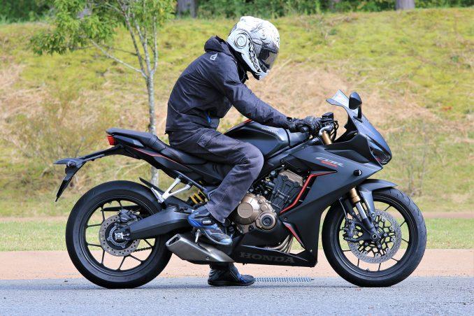 画像: 650ccのバイクを見直すCBR650R