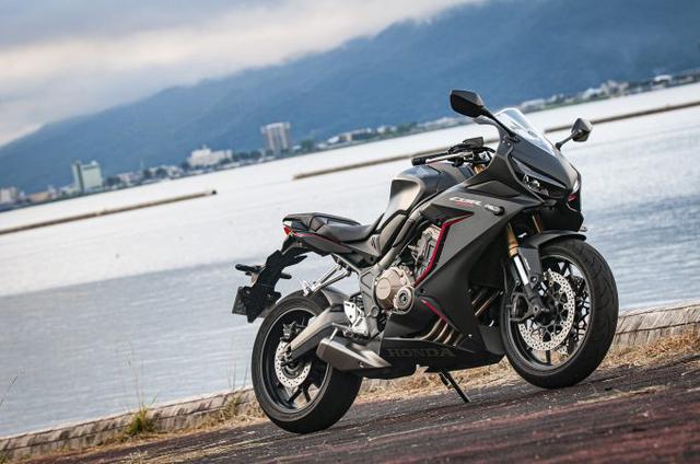 画像2: CBR650Rに乗ると『650ccのバイク』に対する見方が変わる