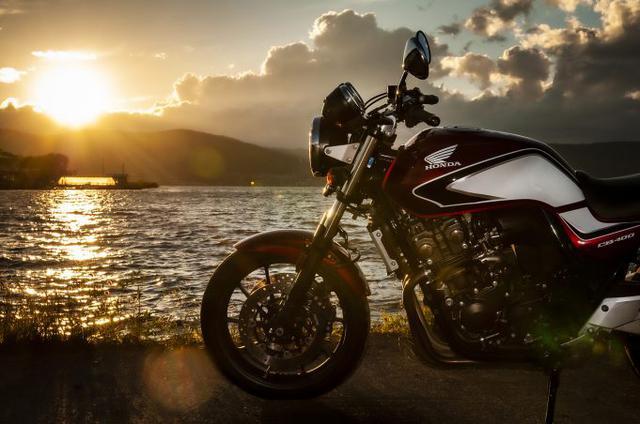 画像: CB400SFのようなバイクは他にない