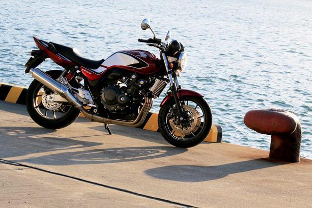 画像: 守備範囲が広いことは『バイクの自由』に直結する