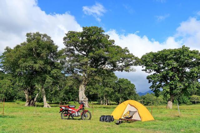 画像2: カヤの平高原キャンプ場(長野県木島平村)