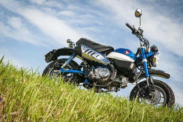 画像: ツーリングの楽しさは『下道』にあり! モンキー125でバイクの面白さを再発見!【原付二種で楽しむホンダのバイク!/Honda Monkey125 後編】