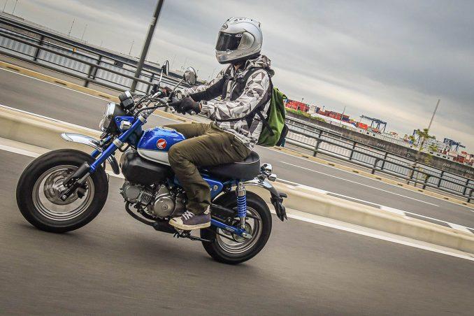 画像1: 加速が気持ちいいバイクは、乗っていて最高!