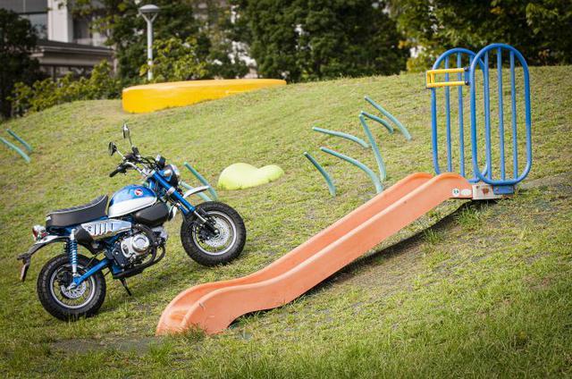 画像2: そもそもレジャーバイクってなんだろう?