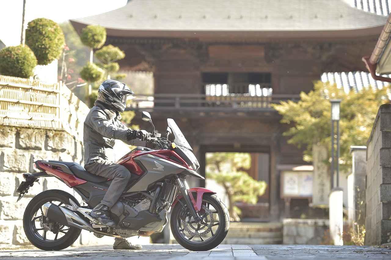 画像: NC750X&DCTの組み合わせによる『快適』は、今までのバイクとちょっと違う?【ホンダの道は一日にして成らず/Honda NC750X <DCT> 中編】