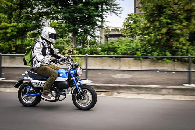 画像2: 125ccへの排気量アップはレジャーバイクとしての可能性を更に広げる