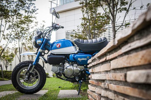 画像3: 125ccへの排気量アップはレジャーバイクとしての可能性を更に広げる