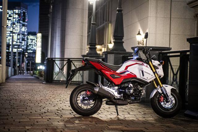 画像1: 【その③】日常の使い勝手に優れたバイクとしての本格的な装備