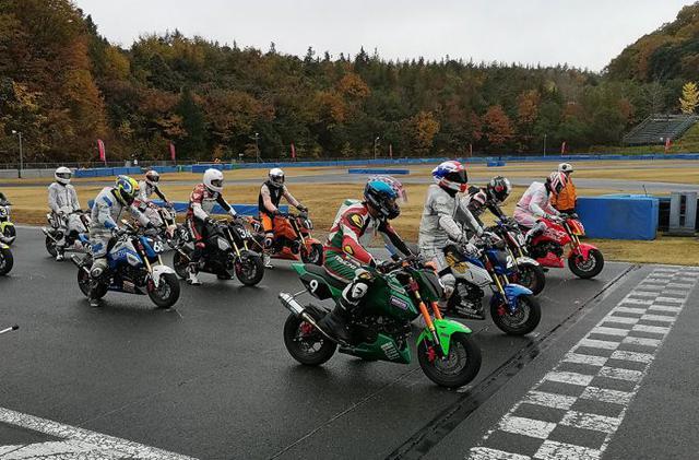 画像: 『HRC GROM Cup』公式ホームページより www.honda.co.jp