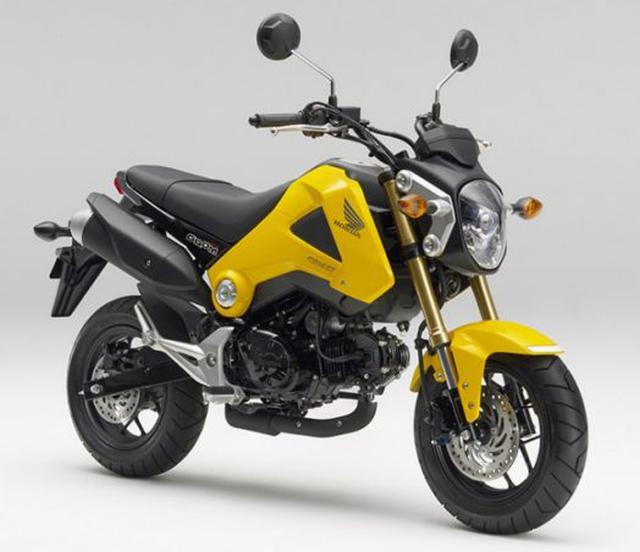 画像: Honda GROM(2013年モデル)