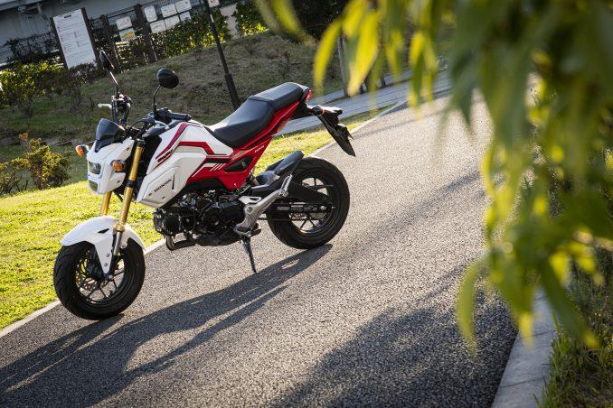 画像1: ファンバイクを超えた125ccの4ミニ・スポーツ!