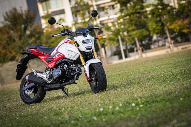 画像: バイクのスポーツすることを、誰でも気軽に楽しめる原付二種125ccスポーツ