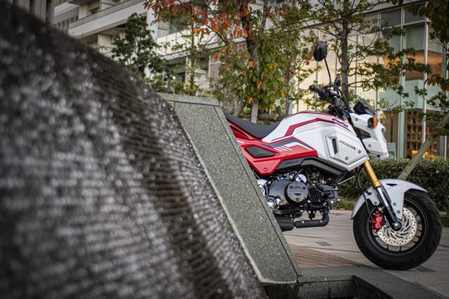 画像2: ファンバイクを超えた125ccの4ミニ・スポーツ!