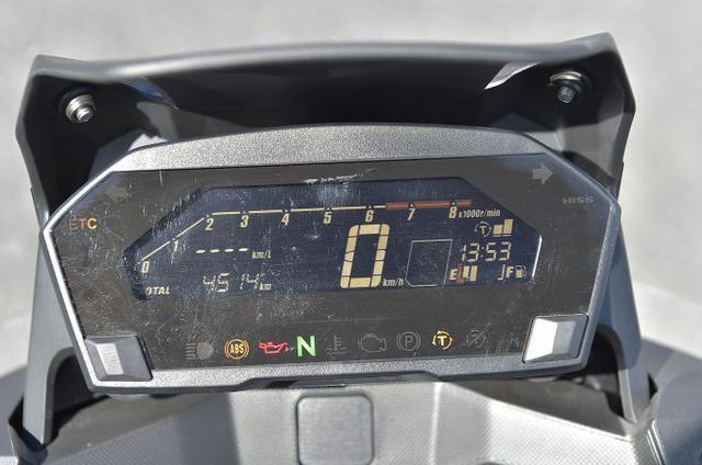 画像9: NC750X<DCT>の主要装備を解説
