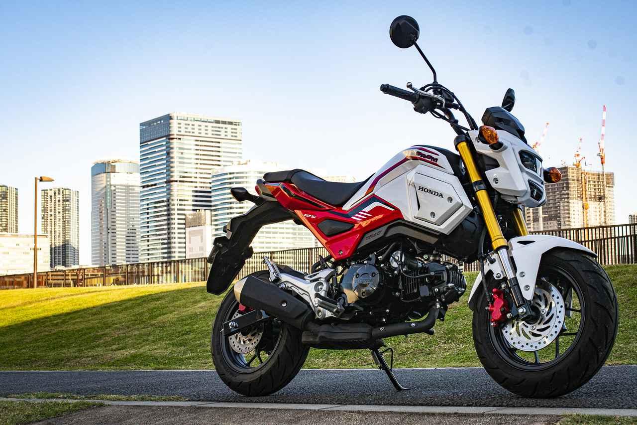画像: 進化を続ける125ccバイク!『グロム』が原付二種スポーツを代表する存在になったワケ - ホンダゴー!バイクラボ
