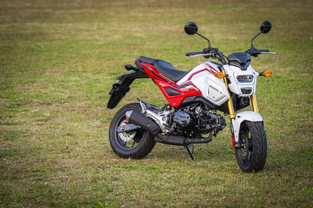 画像: Honda GROM(2020)