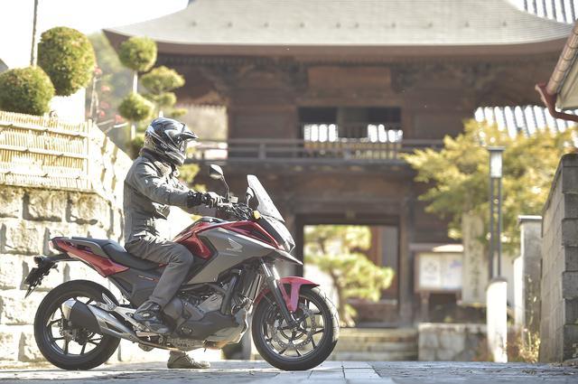 画像: NC750X&DCTの組み合わせによる『快適』は、今までのバイクとちょっと違う? - ホンダゴー!バイクラボ