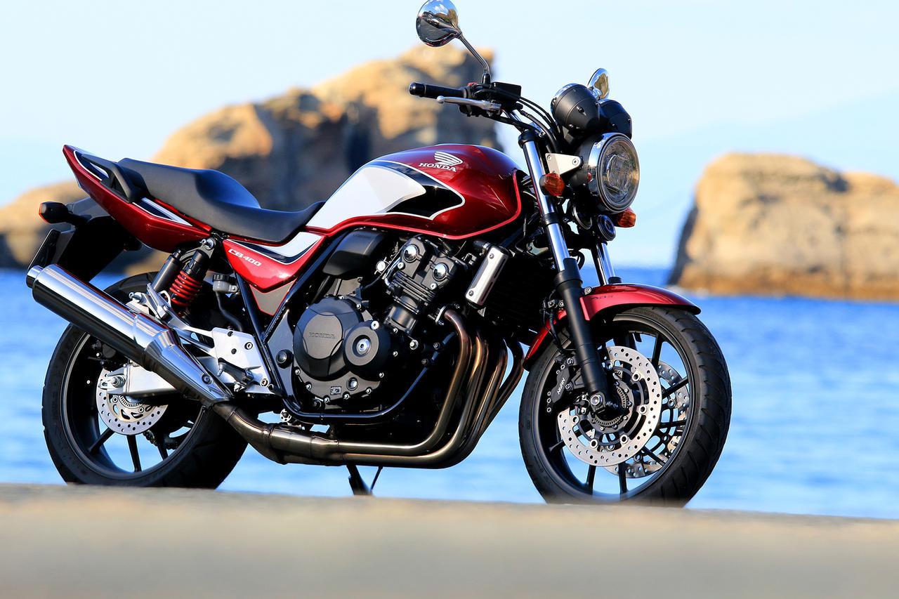 画像: バイク初心者も女性ライダーも、熟練者も! ホンダCB400SFはすべての人を受け入れる