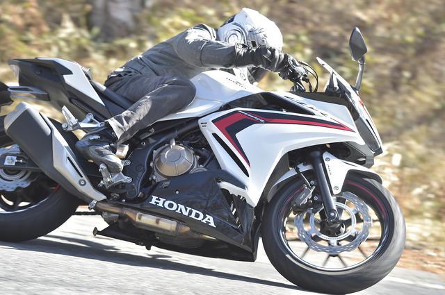 画像: ありそうでなかった? CBR400Rは走ることの楽しさを『正しく』教えてくれる400ccのバイクです!
