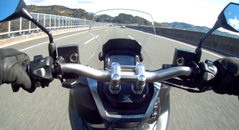 画像5: 気軽に誰でも楽しめるバイク『ADV150』