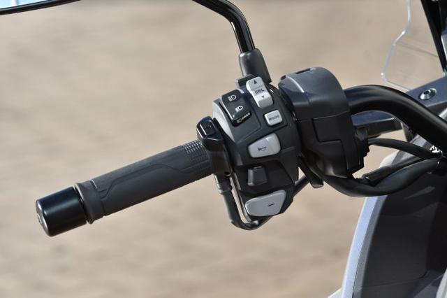 画像4: 軽量化にも成功した新型『NC750X』シリーズ