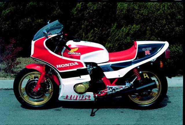 画像: Honda CB1100R