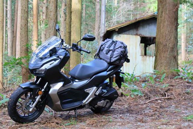 画像4: 気軽に誰でも楽しめるバイク『ADV150』
