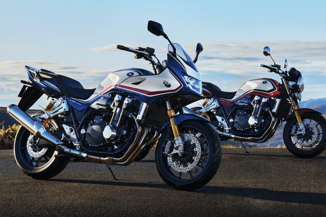 画像1: 新型『CB1300』シリーズが正式発表! 最高出力3馬力アップのほか、価格や発売日も決定しました!