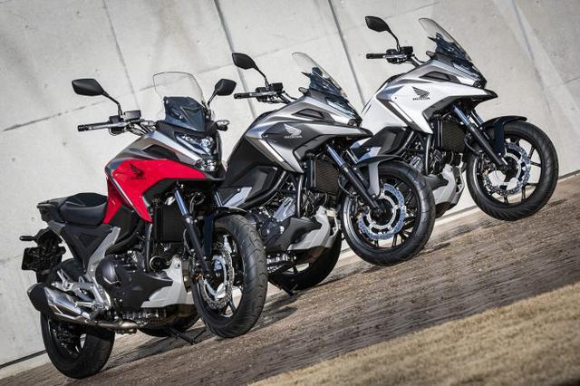 画像2: 新型『NC750X』は圧倒的コスパの大型バイク