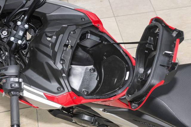 画像2: 軽量化にも成功した新型『NC750X』シリーズ