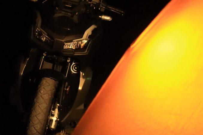 画像6: 気軽に誰でも楽しめるバイク『ADV150』