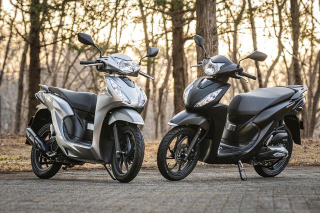画像: 新型『ディオ110』はダッシュ力が違う!? 燃費も良くなり軽量化も! コスパ高めの原付二種スクーターが充実のフルモデルチェンジ!