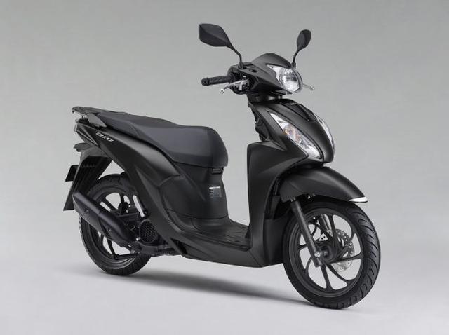 画像4: 新型『ディオ110』はダッシュ力が違う!? 燃費も良くなり軽量化も! コスパ高めの原付二種スクーターが充実のフルモデルチェンジ!価格や発売日も決定しました【ホンダ2021新車ニュース/Honda Dio110 編】