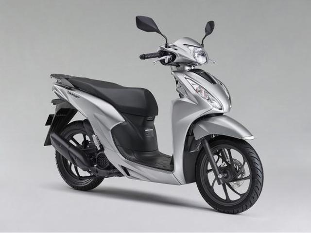 画像2: 新型『ディオ110』はダッシュ力が違う!? 燃費も良くなり軽量化も! コスパ高めの原付二種スクーターが充実のフルモデルチェンジ!価格や発売日も決定しました【ホンダ2021新車ニュース/Honda Dio110 編】