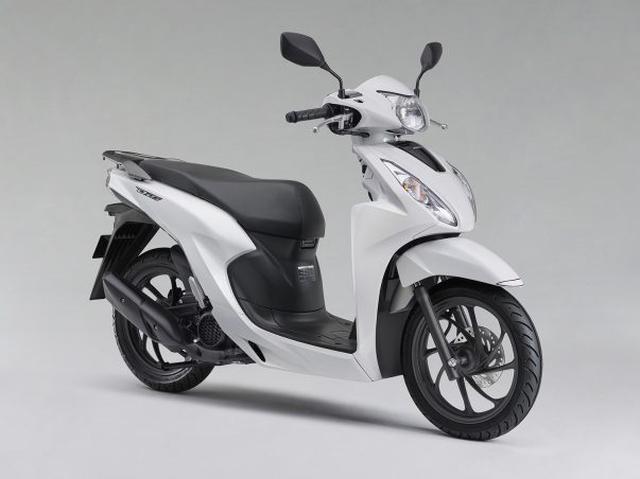 画像1: 新型『ディオ110』はダッシュ力が違う!? 燃費も良くなり軽量化も! コスパ高めの原付二種スクーターが充実のフルモデルチェンジ!価格や発売日も決定しました【ホンダ2021新車ニュース/Honda Dio110 編】