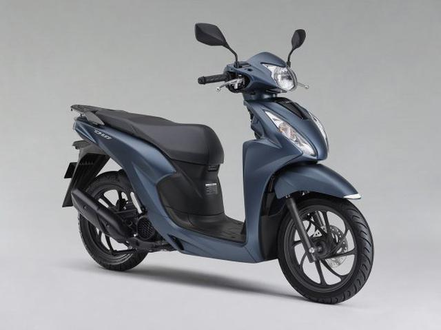 画像3: 新型『ディオ110』はダッシュ力が違う!? 燃費も良くなり軽量化も! コスパ高めの原付二種スクーターが充実のフルモデルチェンジ!価格や発売日も決定しました【ホンダ2021新車ニュース/Honda Dio110 編】