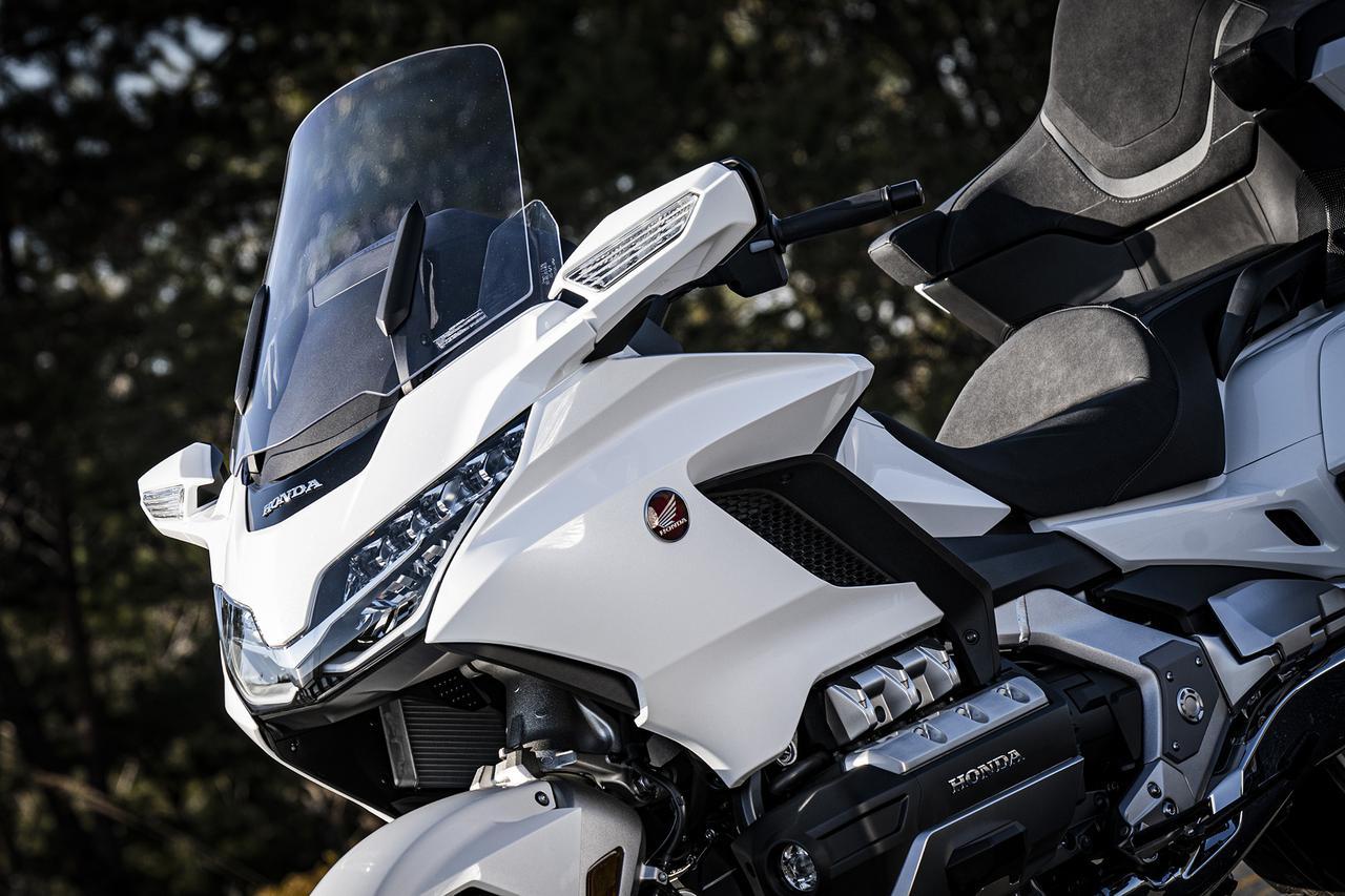 画像: 最強ツーリングバイクがタンデム快適性を強化! 新型『ゴールドウイング』シリーズの価格と発売日は?
