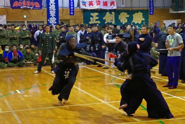 画像4: 「勝ちにこだわれ」武道・炊事競技会|都城駐屯地