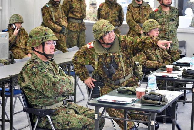 画像5: 総合戦闘射撃訓練 任務を完遂|陸自7師団