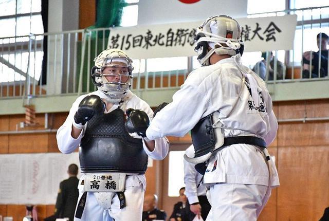 画像3: 東北自衛隊拳法選手権 団体10連覇|神町駐屯地