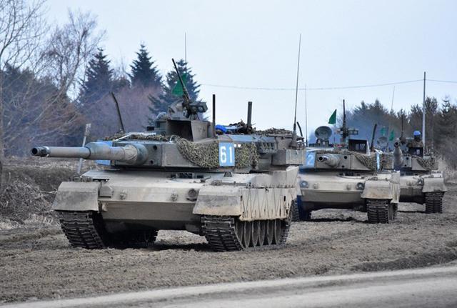 画像12: 総合戦闘射撃訓練 任務を完遂|陸自7師団