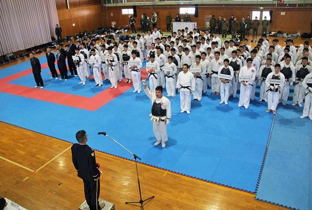 画像2: 東北自衛隊拳法選手権 団体10連覇|神町駐屯地