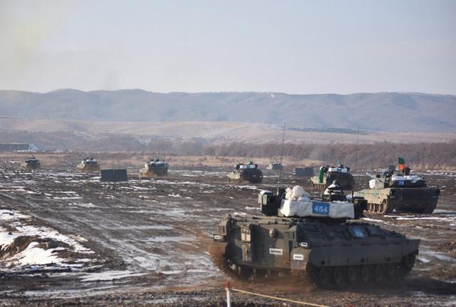 画像7: 総合戦闘射撃訓練 任務を完遂|陸自7師団