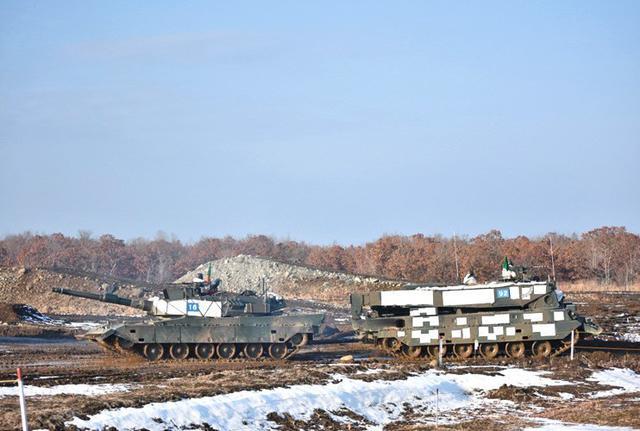 画像9: 総合戦闘射撃訓練 任務を完遂|陸自7師団