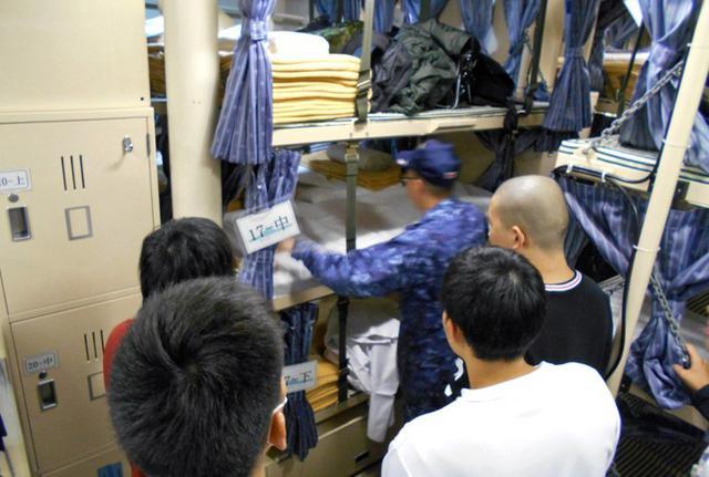 画像4: 輸送艦「しもきた」宿泊、体験航海|香川地本