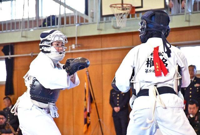 画像1: 東北自衛隊拳法選手権 団体10連覇|神町駐屯地