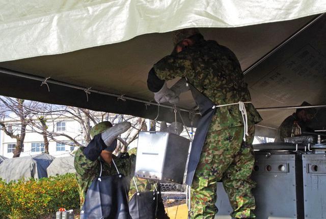 画像8: 「勝ちにこだわれ」武道・炊事競技会|都城駐屯地