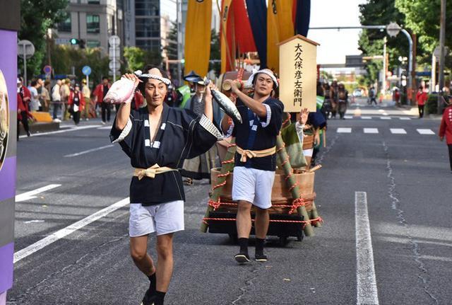 画像12: 郷土英傑行列で名古屋まつり支援|守山駐屯地