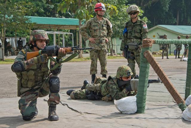 画像6: 対テロ戦術向上 インド陸軍と実動訓練|板妻駐屯地